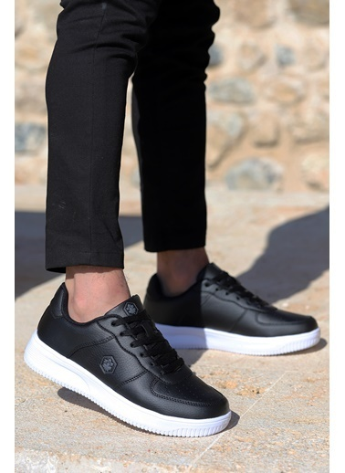 Lumberjack Finster 1Fx Erkek Sneaker Siyah